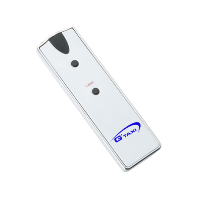 Laser Pointer With L.E.D. Light