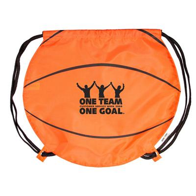 gametime! basketball drawstring backpack
