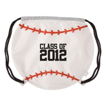 18313 - Baseball Drawstring Backpack