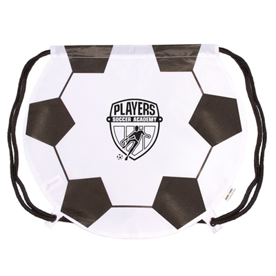 GameTime! Soccer Ball Drawstring Bag