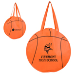 Customized Basketball Tote
