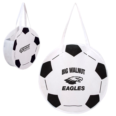 Promotional Soccer Tote Bags