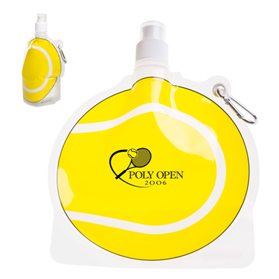 24 oz. Tennis Ball Collapsible Bottle