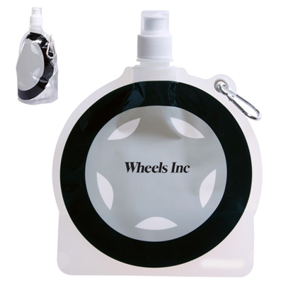 24 oz. Tire Collapsible Bottle