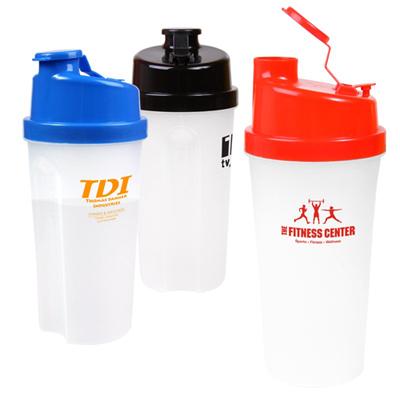 20 oz fitness shaker