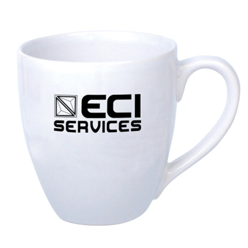 Columbian 15 oz. White Coffee Mug