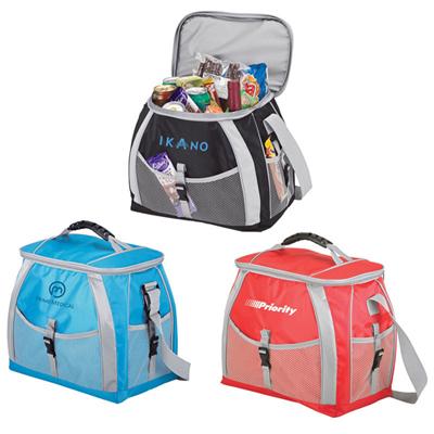 elegant 24-can cooler bag
