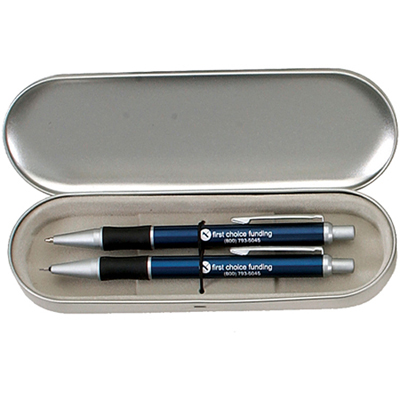 Majestic Pencil & Ballpoint Gift Set