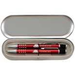 18381 - Galaxy Pencil & Ballpoint Gift Set
