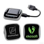 Portable Solar Charger, Promotional Mini Solar Charger