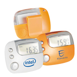 Personalized Digital Pedometers - Advertising Pedometers
