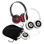 Custom Logo Headphones - Customized Headphones with Logo