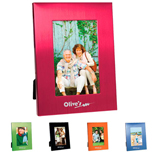 Personalized Aluminum Photo Frame - Custom Metal Photo Frames