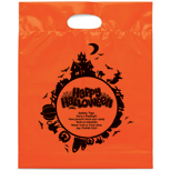 18552 - Fright Night Die Cut Bag