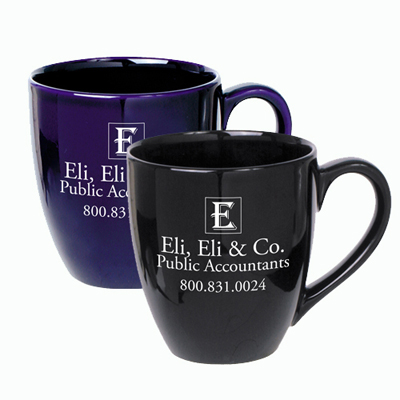 columbian 15 oz coffee mug colored