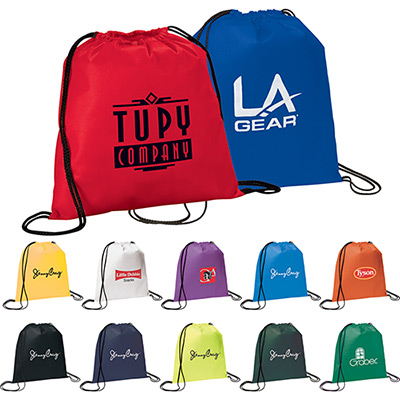 The Evergreen Drawstring Backpack