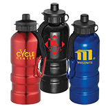 Promotional Sahara Aluminum Sports Bottles - Logo Aluminum Water Bottles