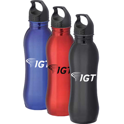 Curve 25-oz. Stainless Steel Sports Bottle