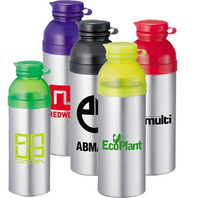 Tahiti 25-oz. Aluminum Sports Bottle