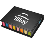 Custom Printed Sticky Note Organizer - Sticky Note Organizer with Logo
