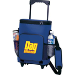 18629 - 18-Can Rolling Insulated Cooler Bag
