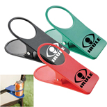 Customized Cup Holders - Drink Clips with Logo