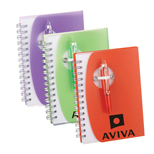 Customized Tribune Spiral Notebook - Tribune Spiral Notebook with Logo