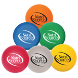Promotional Foam Stress Balls - Custom Printed Stress Balls