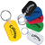 Custom Key Tags with Logo - Promotional Plastic Key Tags