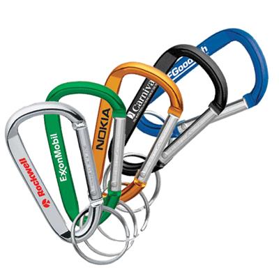carabiner key clip