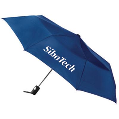 42 totes® auto open promotional umbrella