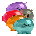 Personalized Piggy Banks with Logo - Custom Printed Piggy Bank