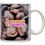 Promotional 11 oz coffee mugs - Personalized 11 oz coffee mugs