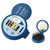 Custom 3-1 Sewing Kit with Mirror and Brush - Logo Sewing Kit