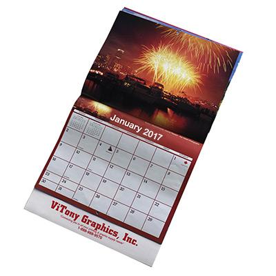 Custom Monthly Wall Calendar