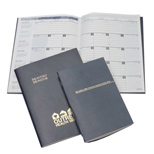 Promotional Closed Composition Calendar - Custom Composition Calendar