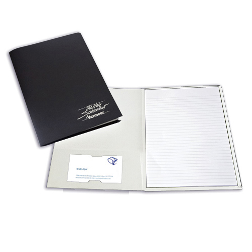 Fusion Notepad Folders