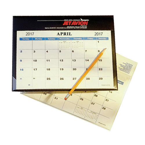 Small Desk Calendar