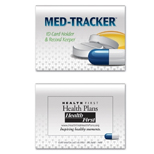 Promotional Med Tracker - Imprint logo on Med Tracker