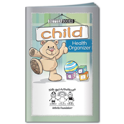 Better Books - Child Health Organizer