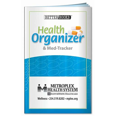 Better Books: Health Organizer & Med-Tracker