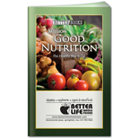 Mission Good Nutrition – Nutrition guide