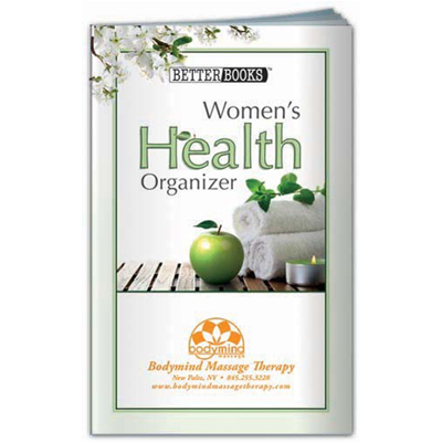 Better Books - Women's Health Organizer