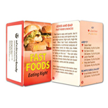 Promotional Fast Food Guide - Imprinted Fast Food Guide