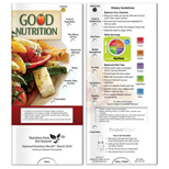Promotional Pocket Slider - Pocket Slider - Good Nutrition