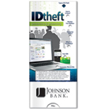 Wellness Giveaways - Pocket Slider - ID Theft: Preventing and Protecting
