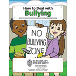 19091 - Deal with Bullying Coloring Book