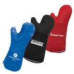 Promotional Silicone Oven Mitt - Custom Silicone Oven Mitt