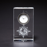 Personalized Desk Gifts, Promotional Steadfast Clock