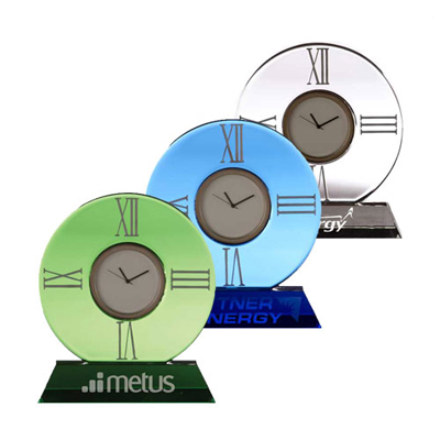 Promotional Inscribe Clock